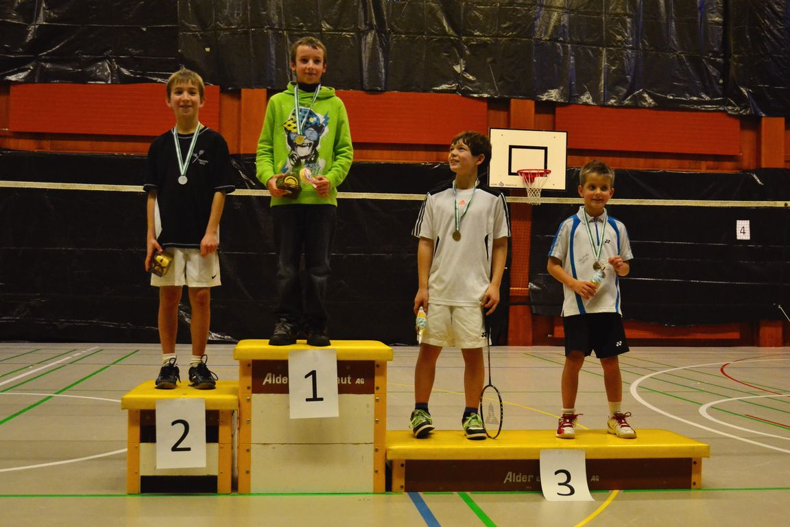 Tournoi du circuit juniors 2013 à Crassier