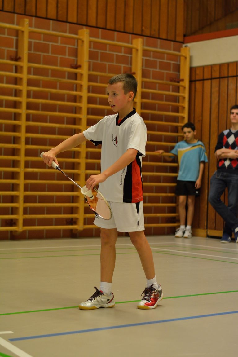 Tournoi du circuit juniors 2013/14 à Crassier