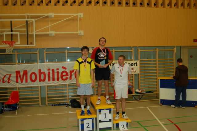 Podium juniors III 2009 / 2010